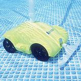 Автоматический вакуумный пылесос Auto Pool Cleaner Intex , фото 2