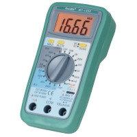 MT-1250 Профессиональный цифровой мультиметр, фото 2