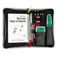 MT-7068 Тон-пробник, тон-генератор, 8 канальный тестер, фото 2