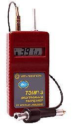ТЭМП-3 динамический твердомер (в металлическом корпусе)