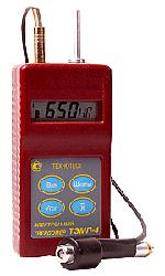 ТЭМП-4 — динамический твердомер (в пластмассовом корпусе)