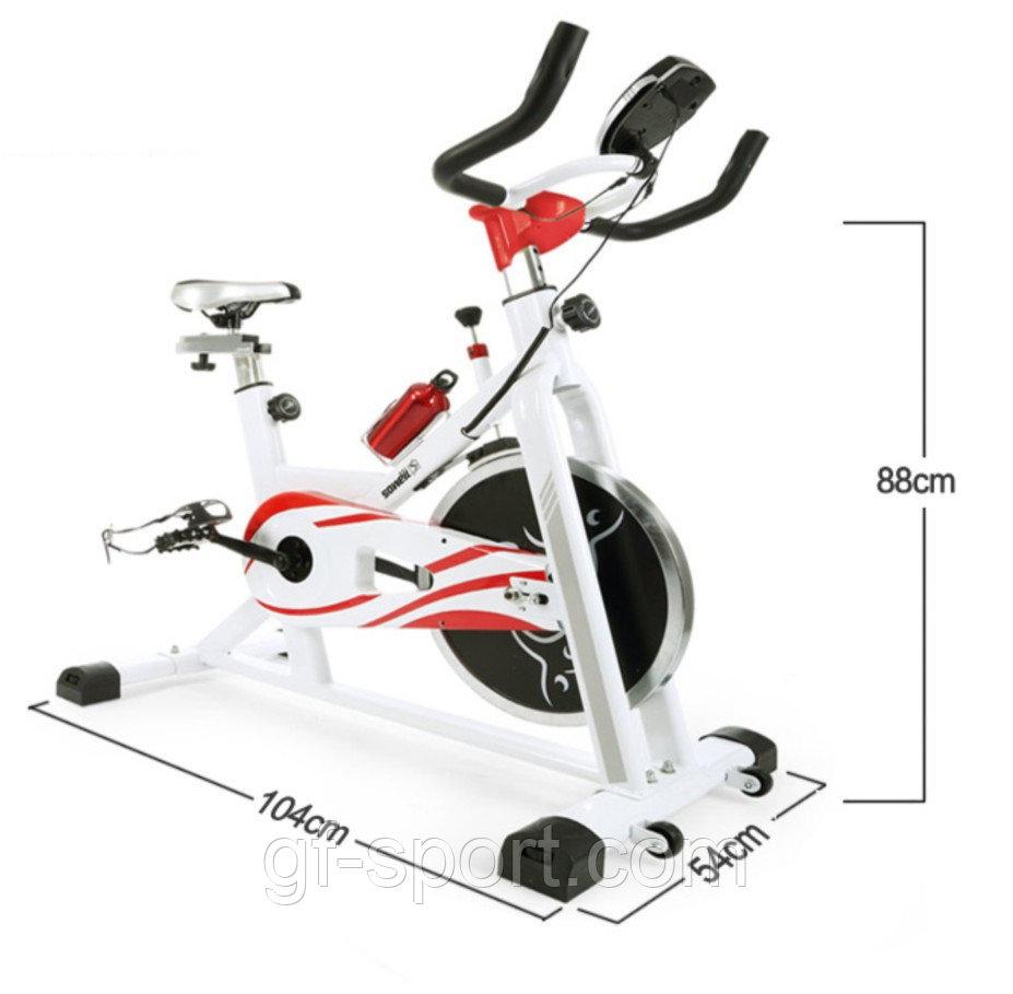 Велотренажер инерционный