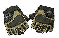 Тактические перчатки 5.11 беспалые Oakley, 15 см
