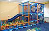 Детский игровой лабиринт. Подводный мир
