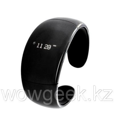 "Женский Bluetooth-браслет с часами ""Black Pearl"""