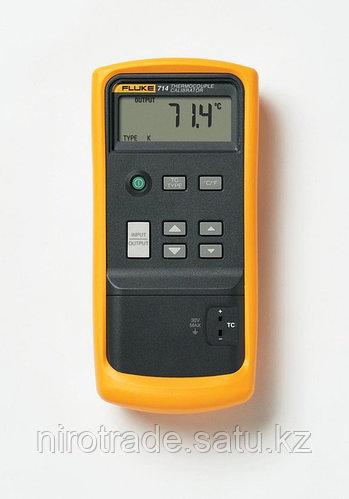FLUKE 712 - калибратор термосопротивлений