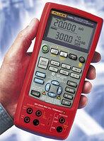 FLUKE 725Ex - безопасный многофункциональный калибратор технологических процессов