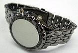 Оригинальные часы Black Mirror (металлический браслет), фото 2