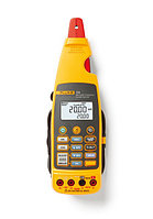 FLUKE 773 - калибратор-мультиметр с клещами для измерения малых токов