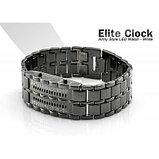 """Светодиодные часы - """"Elite Clock"""", фото 2"""