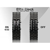 """Светодиодные часы - """"Elite Clock"""", фото 3"""