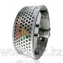 Светодиодные часы Magneto White (унисекс)