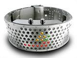 Светодиодные часы Magneto White (унисекс), фото 2