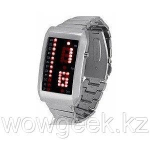 Светодиодные часы в японском стиле - Mizuken