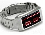 Светодиодные часы в японском стиле - Mizuken, фото 2