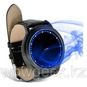 Сенсорные Светодиодные Часы - Abyss (металлический корпус)
