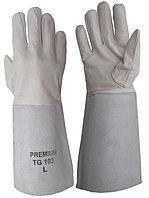 Перчатки спилковые аргоные PREMIUM