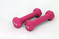 Гантели для фитнеса 1LB PINK