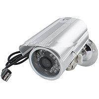 Уличная видеокамера с записью на карту памяти