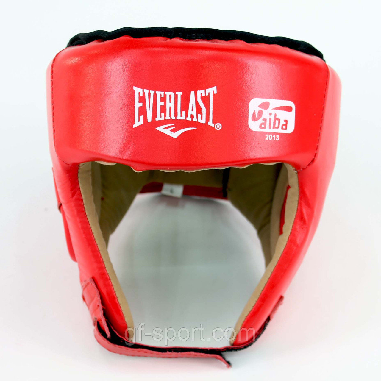 Шлем боксерский кожаный EVERLAST