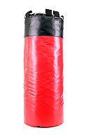 Мешок боксерский 1,2 м кожзам красный