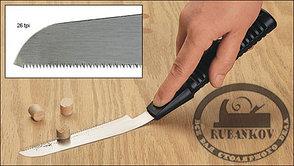 Пила Veritas Flush-Cutting Detail Saw, супергибкая одностороняя, для срезания пробок