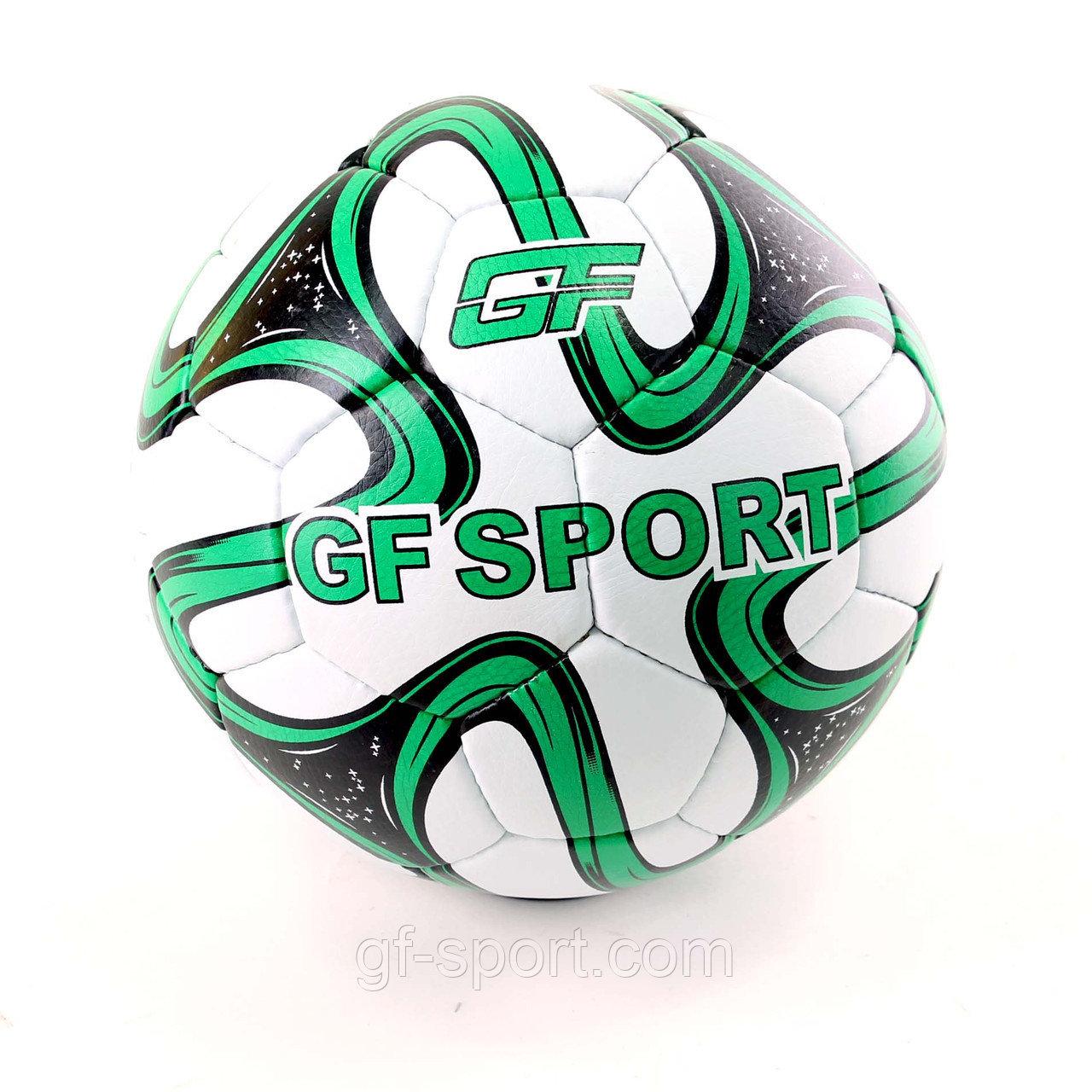 Мяч футбольный GF SPORT(зеленый)