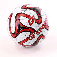 Мяч футбольный GF SPORT(красный)