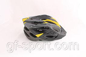 Шлем защитный Желтый