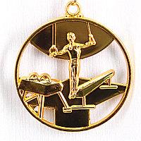 Медаль СПОРТИВНАЯ ГИМНАСТИКА (1место)