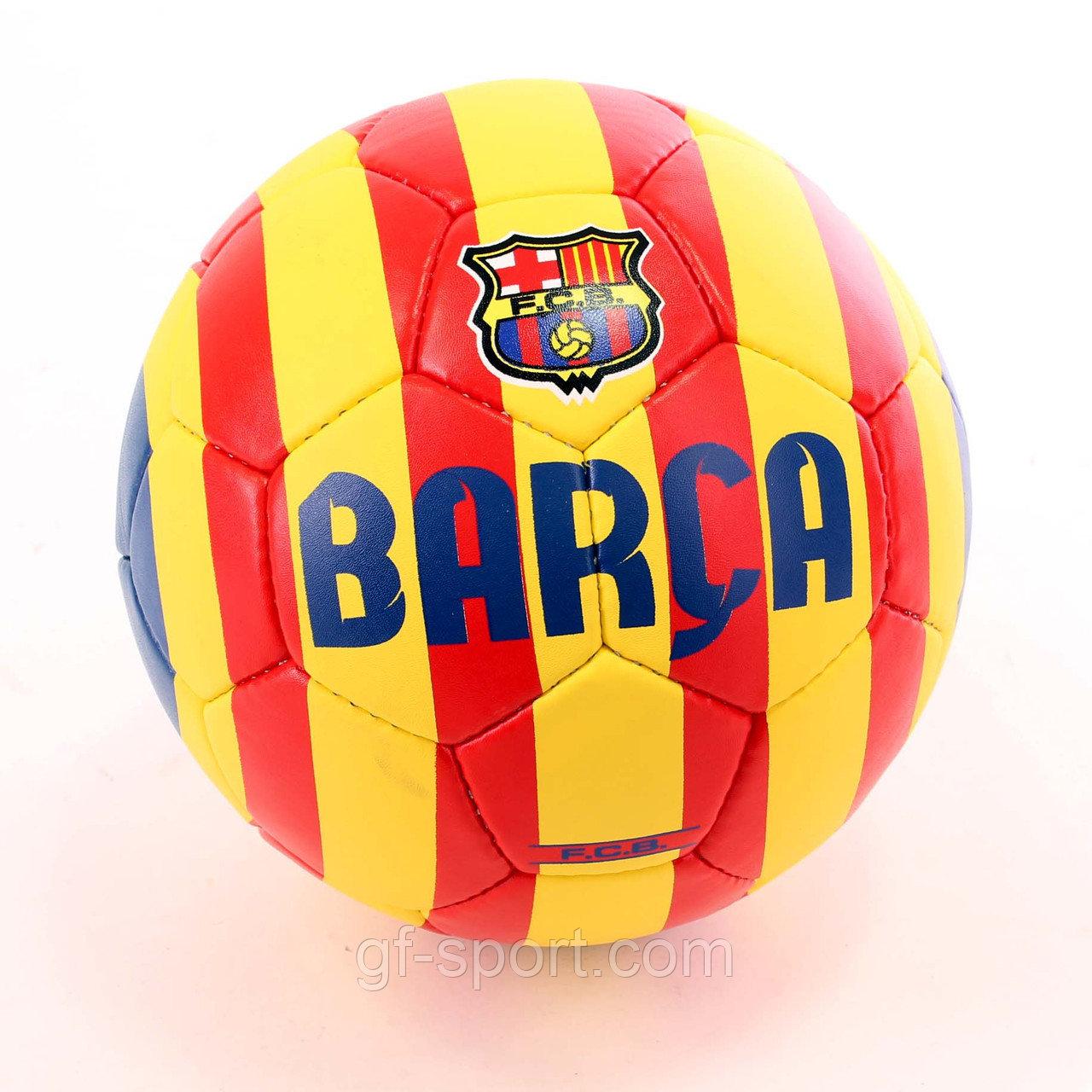 Мяч футбольный BARCA