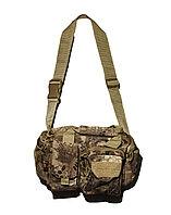 """Наплечная сумка """"NATO St. baos- 172"""", коричневая"""