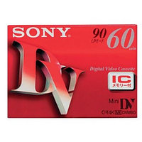Кассета SONY DV \3ps box\3DVM60R3
