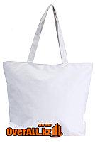 Промо-сумка под нанесение логотипа, белая, фото 1