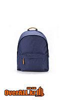 Промо рюкзак под нанесение логотипа, синий, фото 1