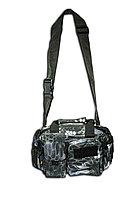 """Наплечная сумка """"NATO St. baos-172"""", черная"""
