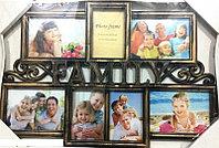 Фоторамка «Family» 7 фото