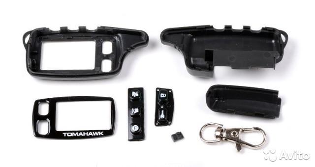 Корпус для брелка Tomahawk TW-9010