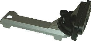 Стусло магнитное Nobex 505, поворотное