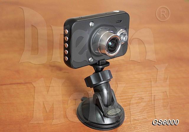 Автомобильный видеорегистратор GS 6000