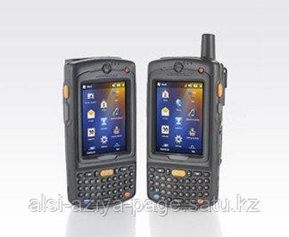 Мобильный компьютер Motorola MC75A класса EDA