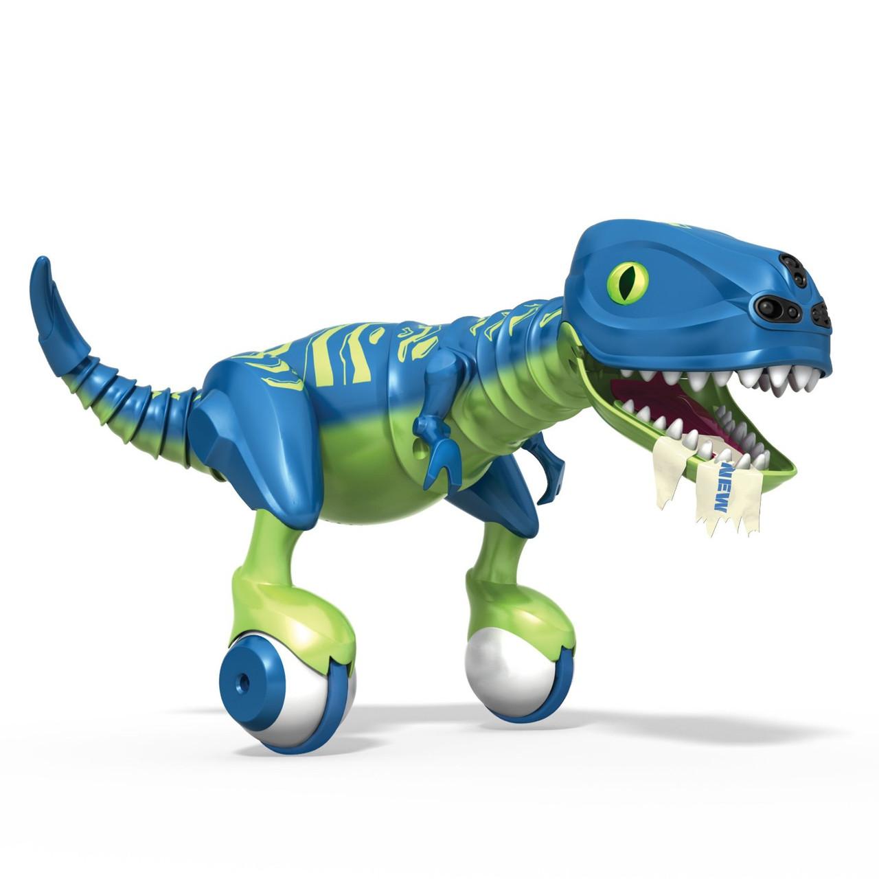 Dino Zoomer Эволюция - Интерактивный робот-динозавр