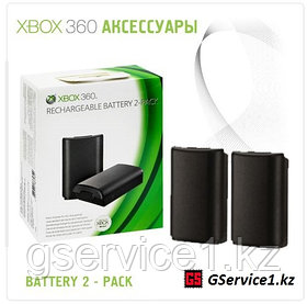 Аккумуляторные батареи для беспроводного геймпада (Xbox 360)
