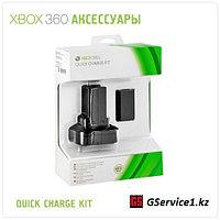 Зарядное устройство + батарея для геймпада (Xbox 360)