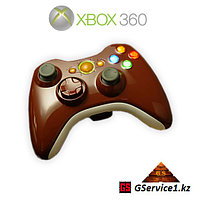 Wireless 360 Controller Shell With New D-Pad *COFFEE*