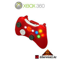 Wireless Xbox 360 Controller Shell With New D-PAD *SEXY RED*