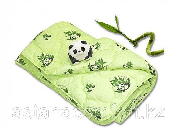 """Одеяло """"Бамбук"""" в детскую кроватку."""