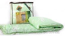"""Одеяло """"Бамбук"""", облегченное 1,5-спальное, Тик. Россия."""