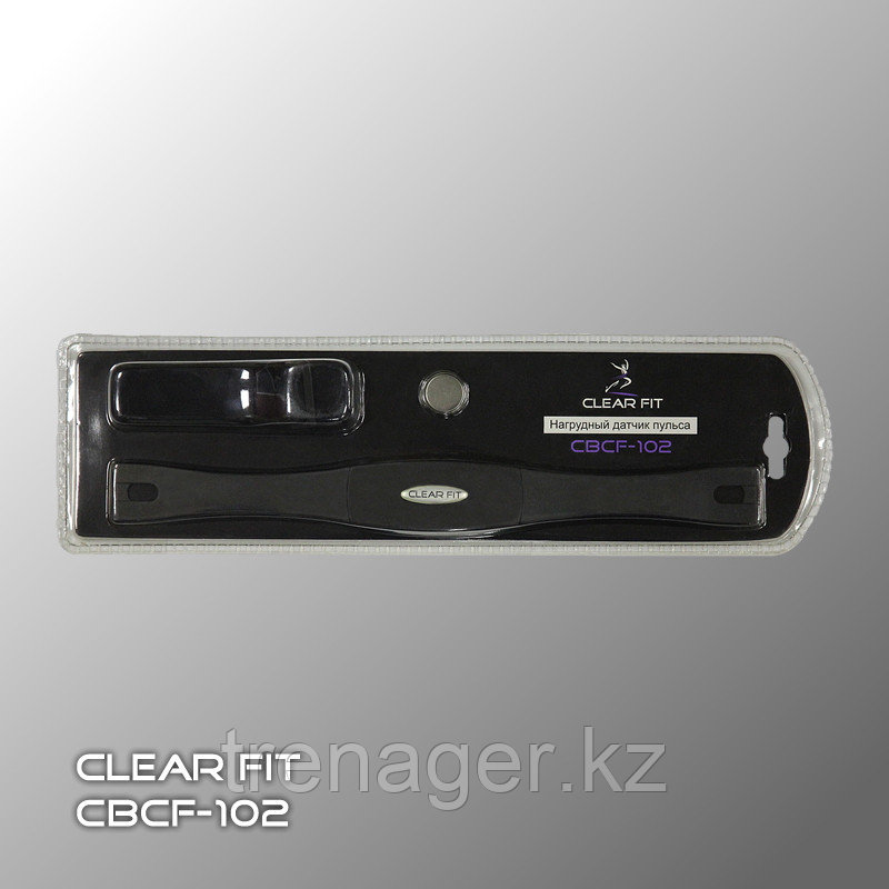 Нагрудный датчик пульса универсальный для кардиотренажеров - фото 1