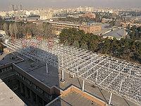 Реконструкция зданий (Добавить этажное здание)